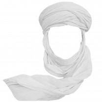 Turbante blanco desierto 3m الثام أبيض