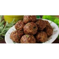 Albóndigas de carne roja 4 personas كريات