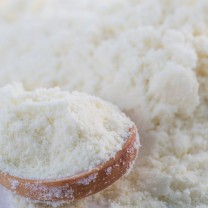 Budr Leche en polvo desnatada popular a granel 1kg  بودر