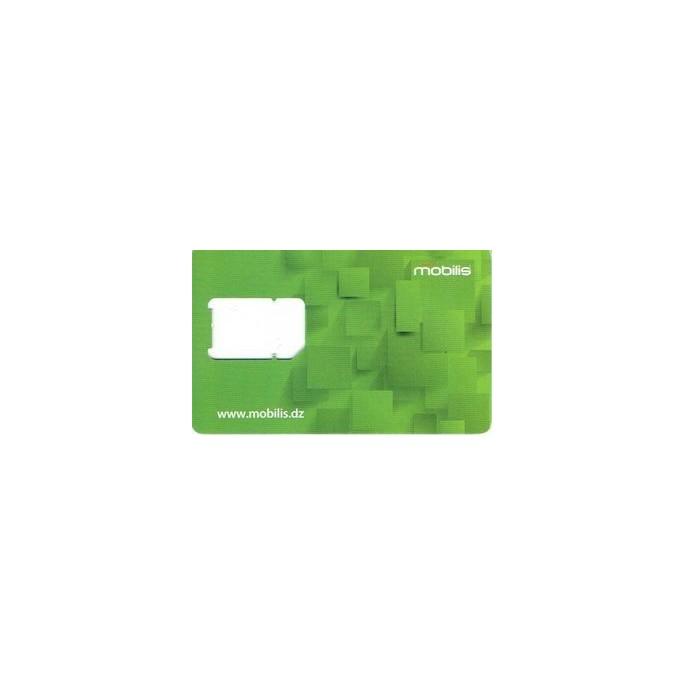 Tarjeta SIM Mobilis ( no disponible en Dajla)