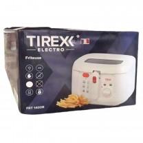 TIREX FREIDORA 2.5 LITROS FRT 1400B مقلات كهربائية