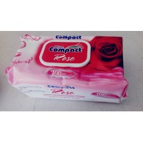 Toallitas ULTRACOMPACT ROSE 80U مناديل مبللة