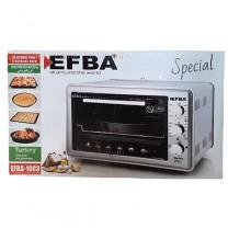Horno eléctrico EFBA 1500w