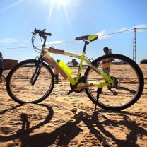 """Bicicleta TORAN CYCLE 26"""" cuadro aluminio para tallas +12años"""