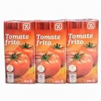 Pack Tomate frito 3×390g origen España حزمة طماطم محمصة إسبانية