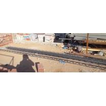 Viga hierro perfil triangular 12 metros السليفات