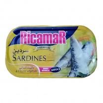 Sardinas POSEIDON 125g سردين زيت