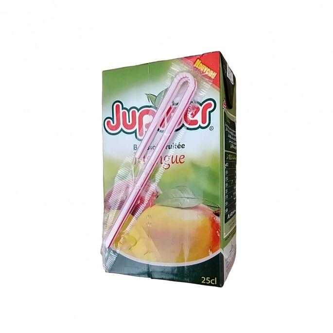 Zumo pequeño JUPITER mango 25cl