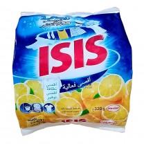 Detergente en polvo ISIS 320g مسحوق منظف إسيس