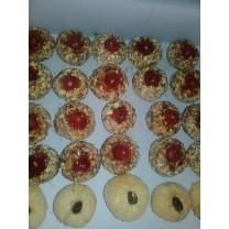 Pastas (dulces) secos con frutos secos 1kg (disponible enauserd)