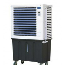 Ventilador refrigerante de agua gran flujo móvil 220V 100L مكيف هواء كهربائي ماء