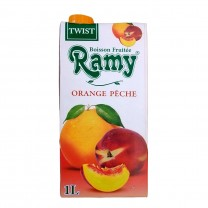 Zumo Ramy de naranja 1L