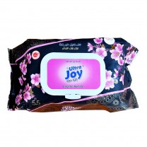 Toallitas húmedas Ultra Joy 120U مناديل مبللة