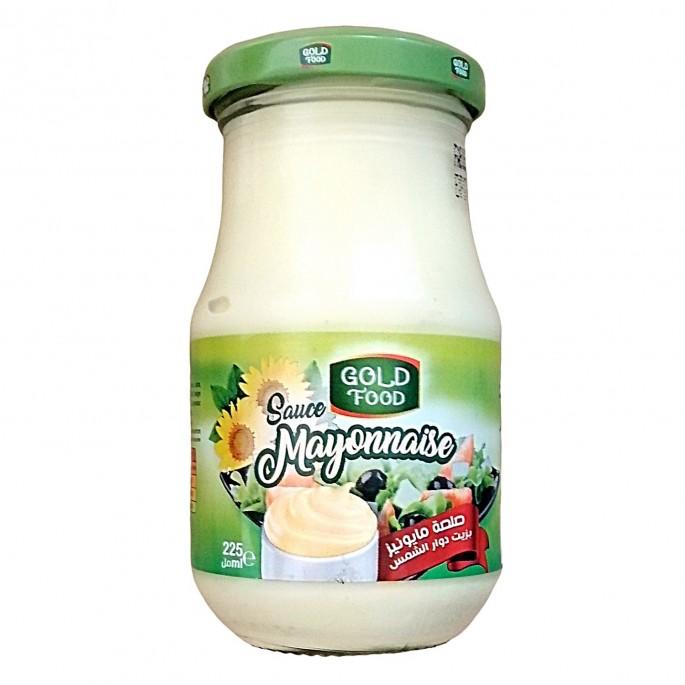 Mayonesa GOLD FOOD 225ml