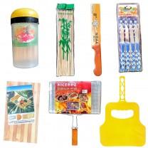 Pack utensilios fiesta del cordero