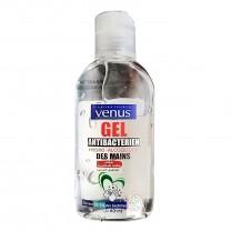 Gel antibacteriano hidroalcohólicas para manos 80ml
