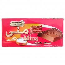 Chocolate con leche Mina 100g