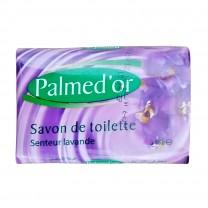 Pastilla jabón piel manos y cara Palmed'or 75g
