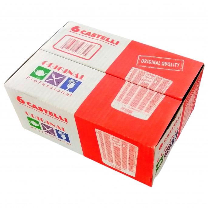 Vasos de té CASTELLI  Pack 6u