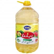 Aceite de girasol  Zitna 5L زيت نباتي