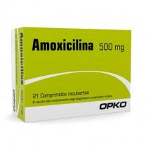 Amoxicilina 500mg 12 Comprimidos