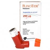 Flixotide 250micr/dose Anti ASMA