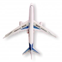 Avión Pasajeros Plástico