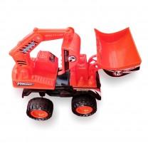 Tractor De Juguete Plástico