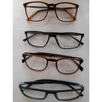Gafas Adultos irrompible con marco de silicona SILIFLEX para adultos + Graduación (revisión) con o sin anti-reflectante