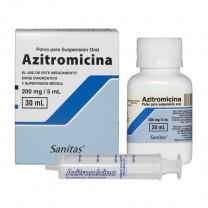 Azitromicina 200mg/5ml  37,5ml