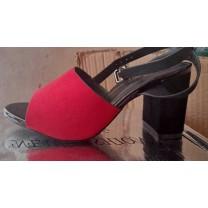 Sandalias de tacón Cuadrado para Mujer (elige tall y color)