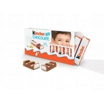 Chocolat Kinder 8 Bâtonnets 100g