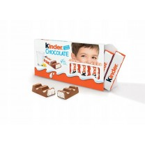 Kinder chocolate 8 dedos 100g