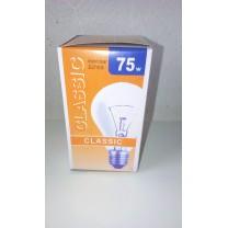 Bombilla de luz 220 v, 75w