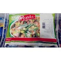 Mezcla menestra verduras congeladas VERDÍ 400g