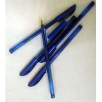 Bolígrafo azul ابلومة_زرقة