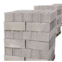 Bloques de cemento 50 UI (Actualmente disponible en Aaiun)