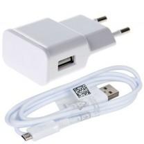 Cargador de móvil y tablet estándar USB