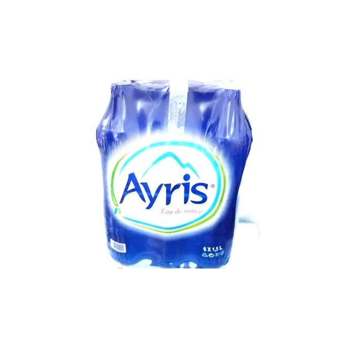 Agua mineral AYRIS 6×1.5L ماء معدني