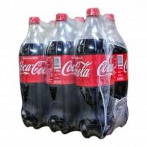 Pack Coca Cola 1L x6U حزمة كوكاكولا