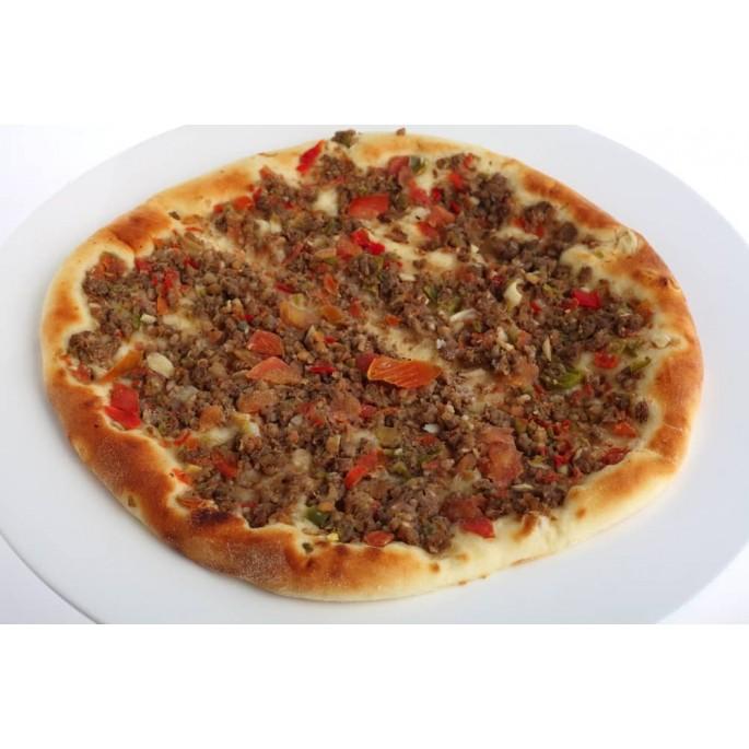 Pizza-Carne picada