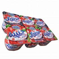 Pack 6 unidades Yogur frutas del bosque SOUMMAM 100g