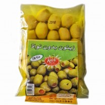 Aceitunas sin hueso olive 70g