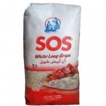 Arroz largo SOS 500g