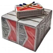 Pack cerillas 10 cajas لوقيد