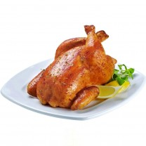 Pollo asado  de 1500 a  1700 g ( disponible en Smara)
