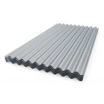 Chapa tejado de zinc 6 metros