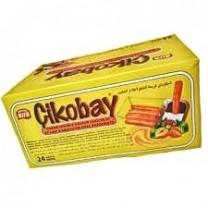 Barritas y crema cacao ÇIkobay de BIFA 100g*24