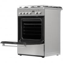Cocina cuatro fuegos + horno todo a gas exportación de horno 50x50