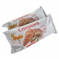 Croissant relleno con chocolate 100g
